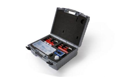Mixer en Reactor starter kit - topconnect (incl. syringe pumps)